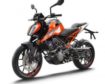 KTM Duke 125 India launch next month?