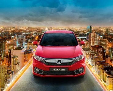 Honda Amaze sales cross 50,000 mark in just 5 months