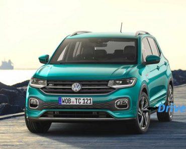2019 VW T-Cross 13