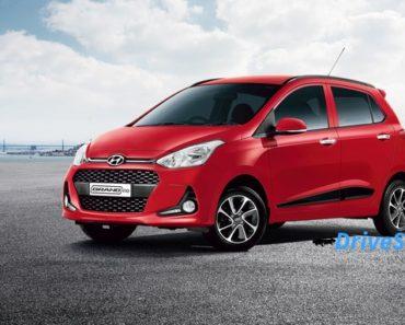 Hyundai Grand i10 CNG Launched At Rs. 6.39 Lakhs