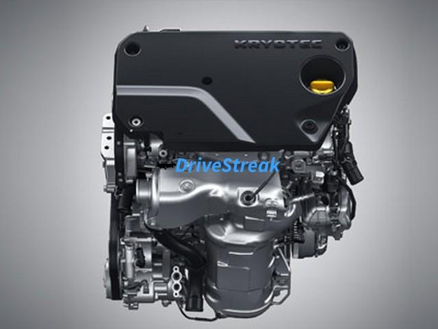 Kyrotec diesel engine