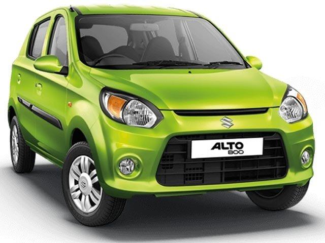 Maruti Alto 800 top selling car in india