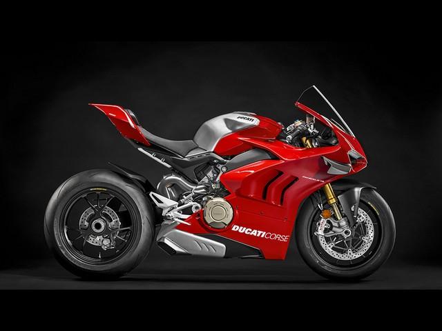 Ducati Panigale V4 R image 1