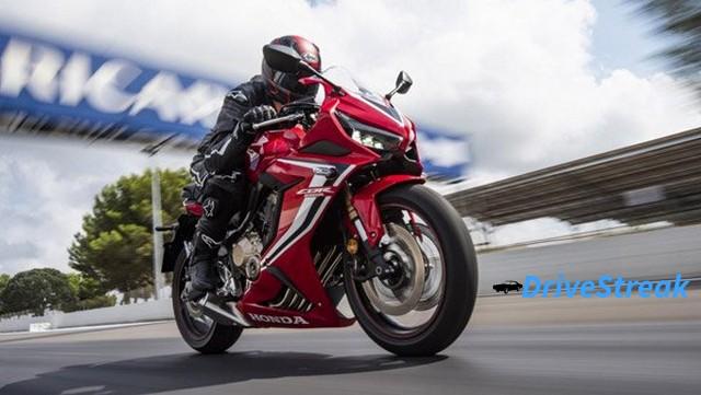 Honda CBR650R at EICMA 2018