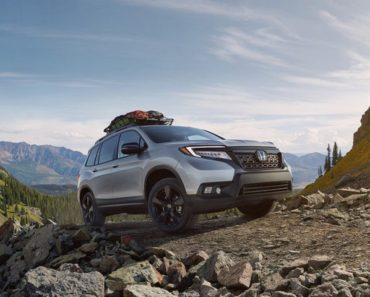 New Honda Passport SUV debuts at LA Motor Show
