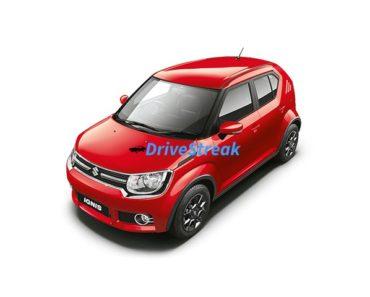 Maruti Suzuki working on mid-life update for Ignis hatchback