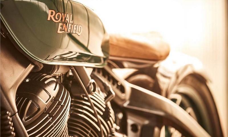 Royal Enfield Concept KX image 4