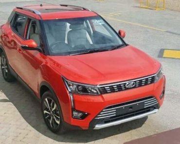 Mahindra XUV300 launching on 15 February 2019