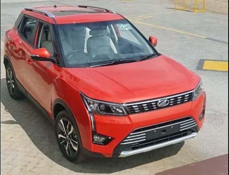 2018 Mahindra XUV300