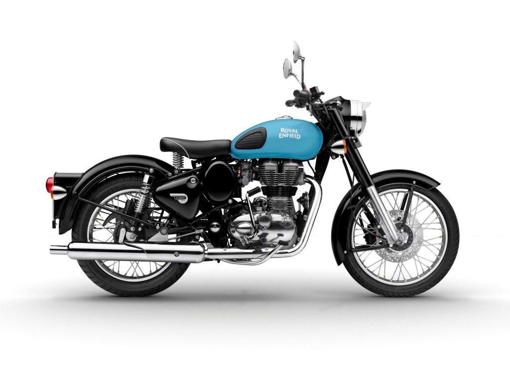 Classic 350 Redditch Blue