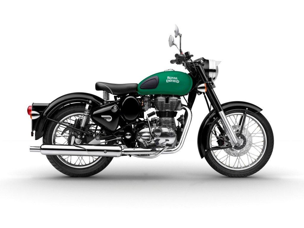 Classic 350 Redditch Green