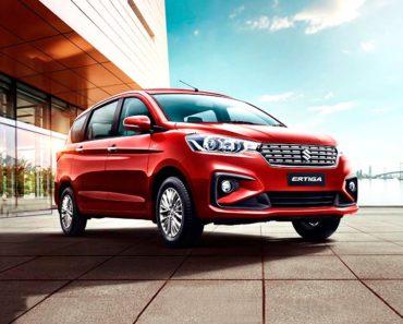 Maruti Ertiga CNG launched, priced at Rs. 8.88 lakh