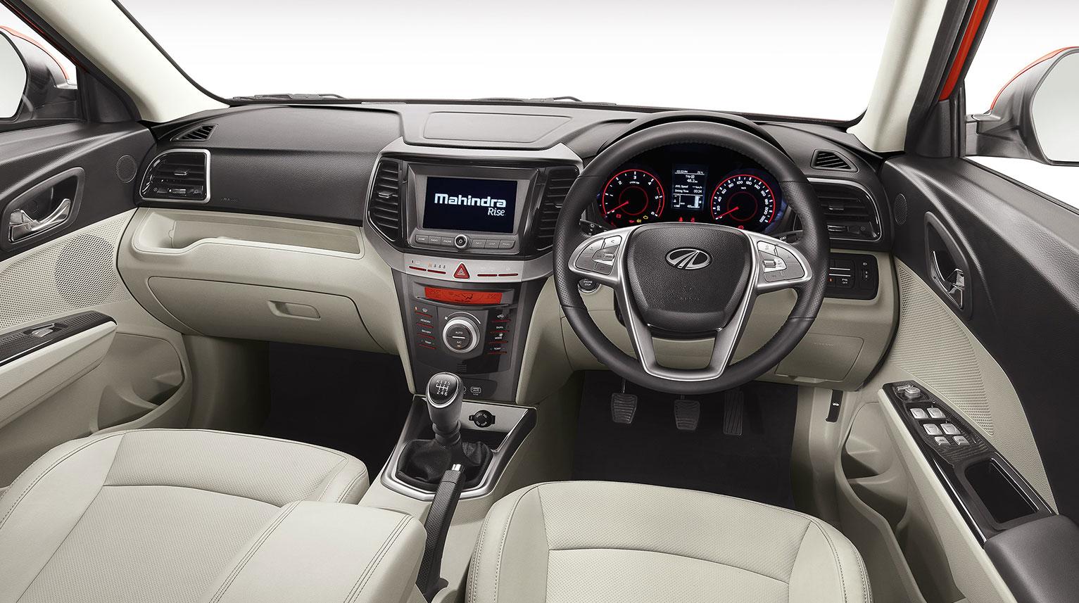 Mahindra XUV300 interiors