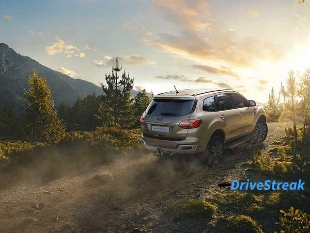Ford Endeavour facelift image 2