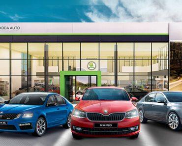 Skoda Cars Price in India – New Skoda Models 2020