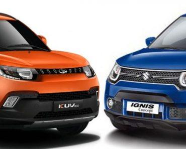 Maruti Ignis vs Mahindra KUV100: Two Micro-SUVs, One Clear Winner!