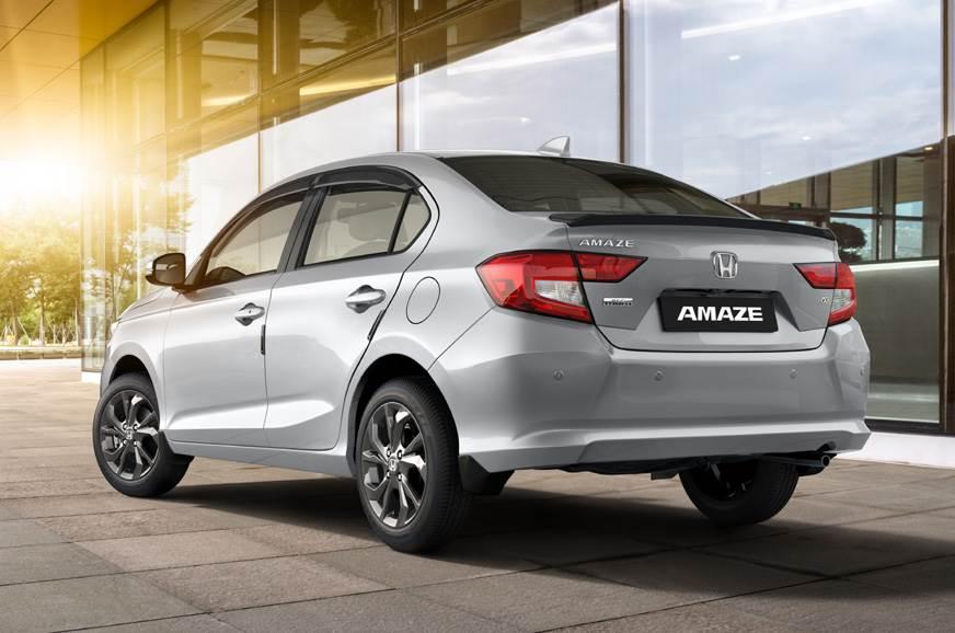 Honda Amaze Ace Edition rear