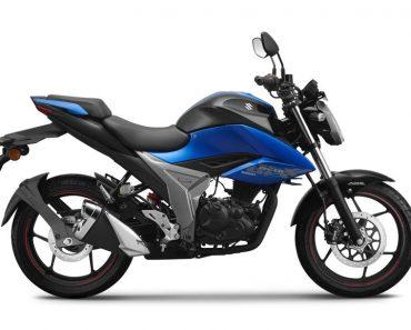 2019 Suzuki Gixxer 155