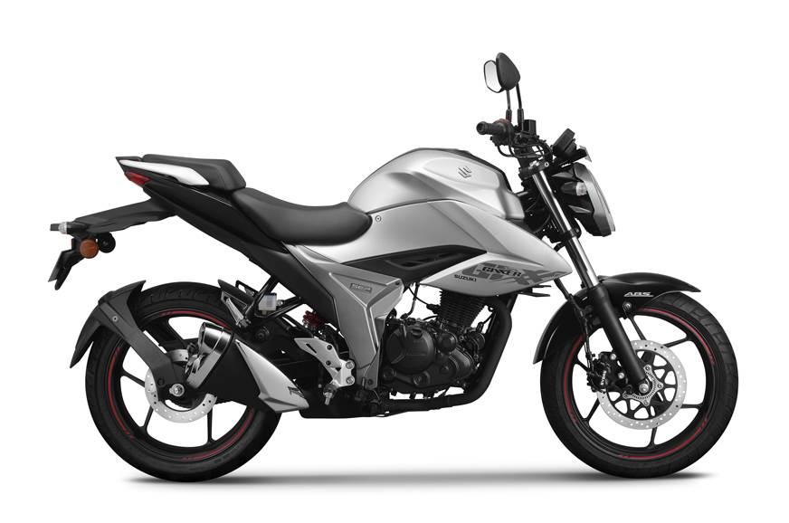 2019 Suzuki Gixxer 155 image 1