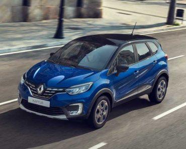 Renault Captur Facelift Revealed, India Bound in 2021