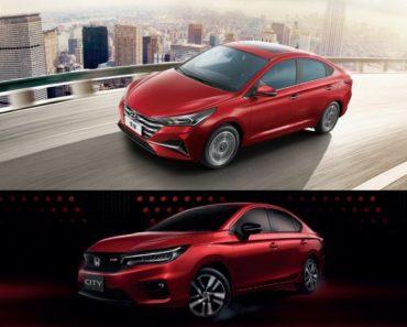 2020 Honda City Vs 2020 Hyundai Verna – Spec Comparison