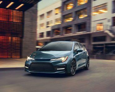 Toyota Corolla Hits 50 Million Sales Milestone In 55 years