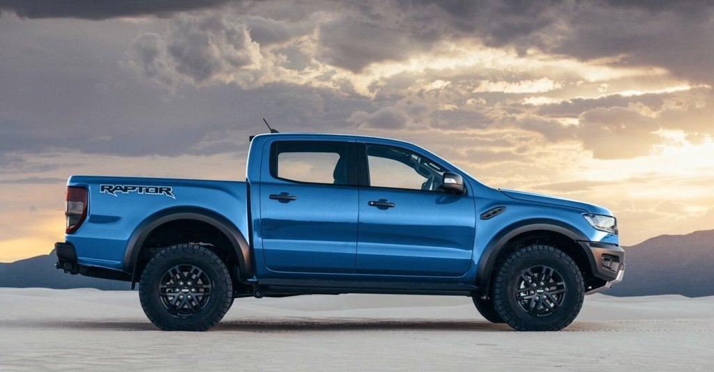 Ford-Ranger-Raptor-India launch