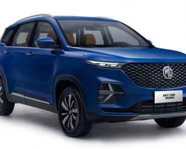 MG Motors Sales Increase by 33%  in December 2020