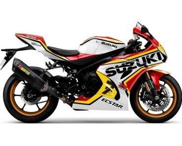 Suzuki GSX-R1000R Legend Edition Revealed