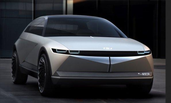 45 EV concept
