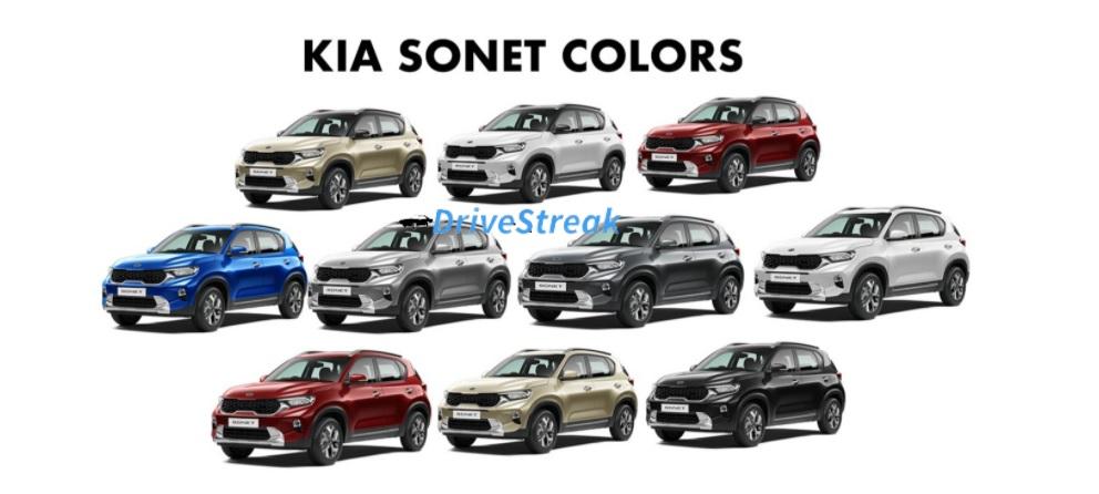 Kia-Sonet-Colours