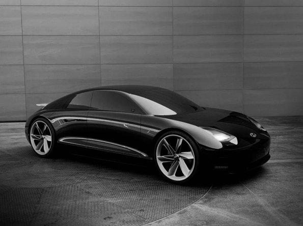Prophecy EV concept front