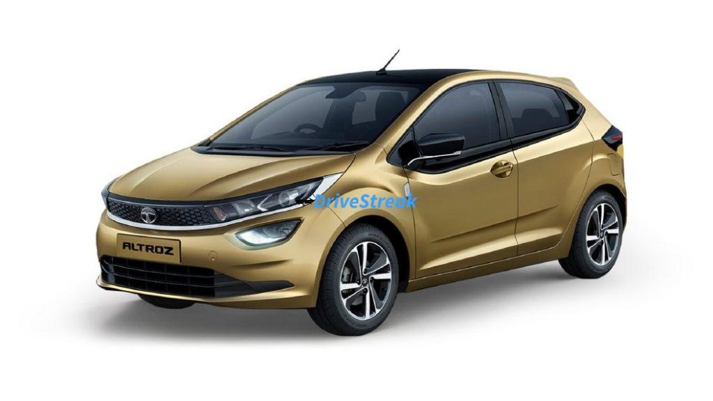 Tata-Altroz-gold-colour