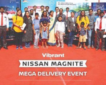 Nissan India Delivers 720+ Magnite SUVs To Celebrate 72nd Republic Day