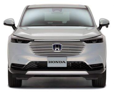 2021 Honda HR-V Makes Its Debut In Japan