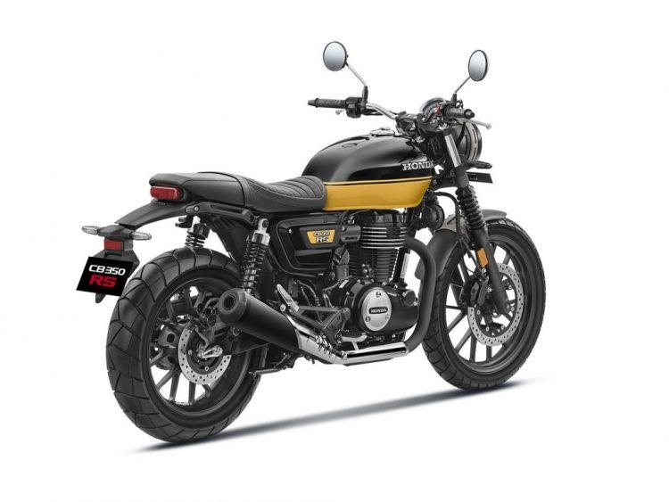 Honda-CB350RS-Rear