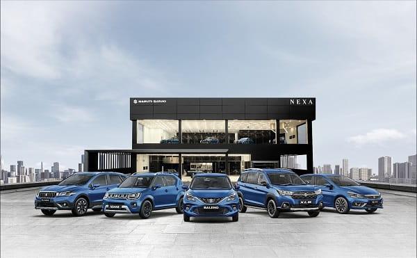 Maruti Suzuki NEXA continues to deliver premium automotive experience NEXA