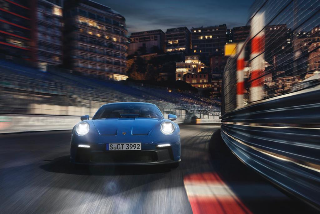 New-Gen Porsche 911 GT3