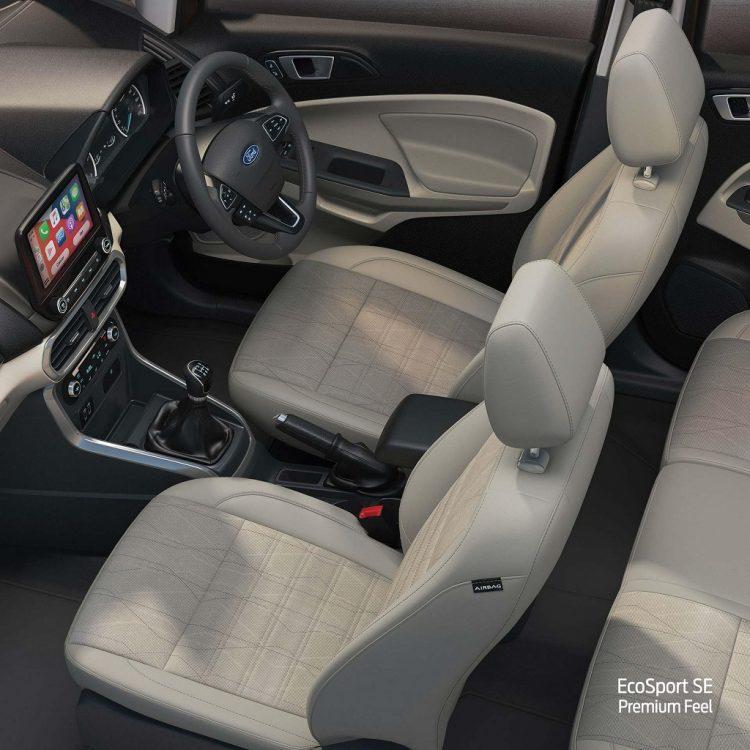 2021-Ford-EcoSport-SE-Interior