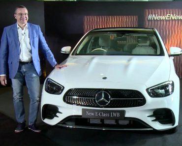 2021 Mercedes-Benz E-Class LWB