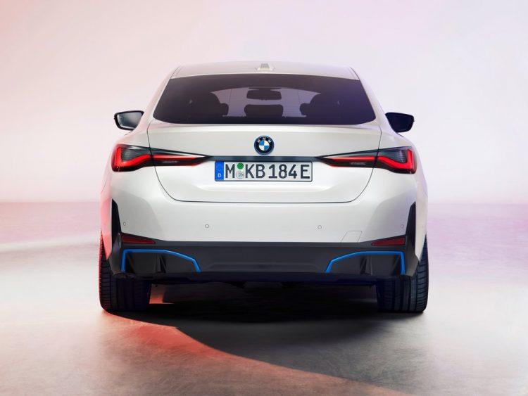 BMW-i4-Rear