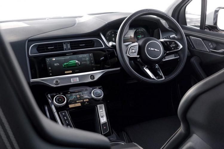 Jaguar I-Pace Interiors