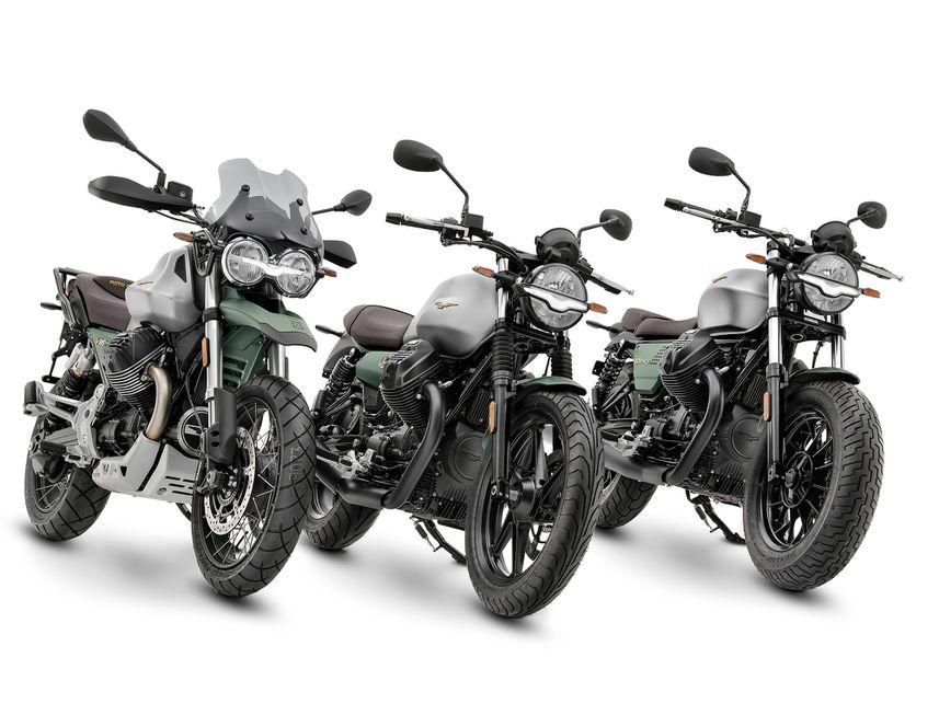 Moto Guzzi celebrates 100 year anniversary
