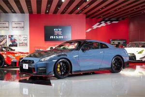 2022 Nissan GT-R Nismo side