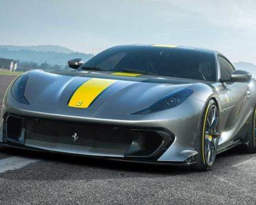 Ferrari 812 Superfast Limited Edition Unveiled