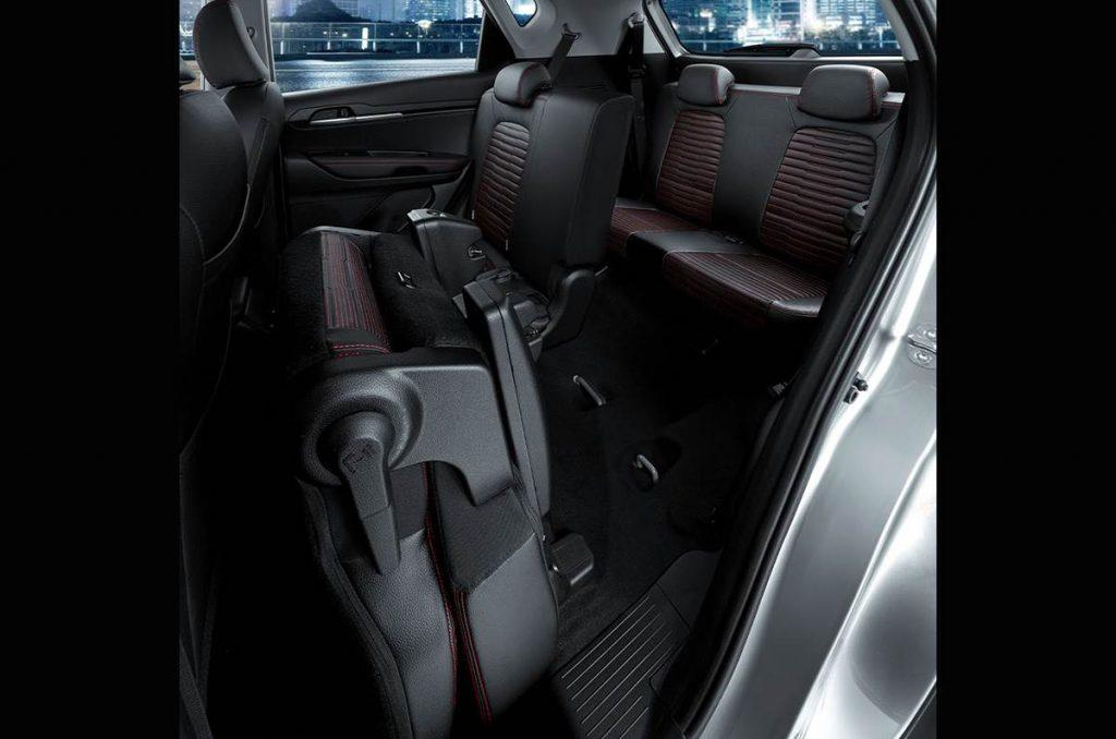 Kia Sonet 7-seater interiors