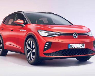Volkswagen Reveals Its Performance Electric Car: ID.4 GTX