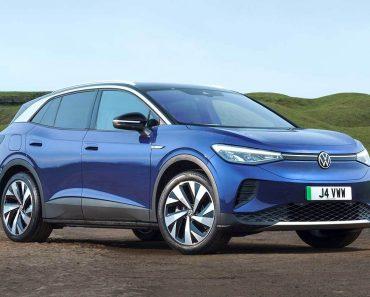 Volkswagen id4 front