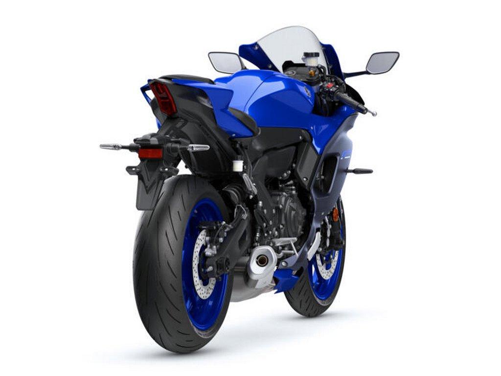 2022-Yamaha-R7-Icon-Blue-Rear