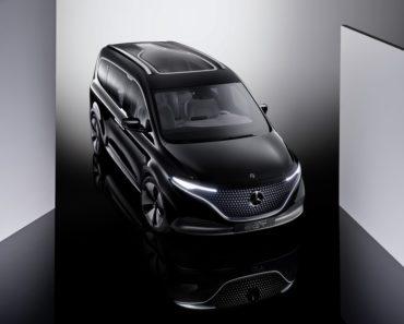 Mercedes-Benz EQT Unveiled